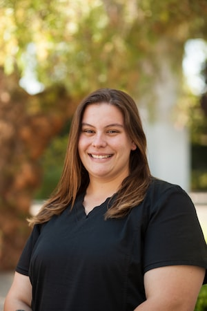Addiction Recovery - Image of Michaela who is the Occupational Medicine Program Manager