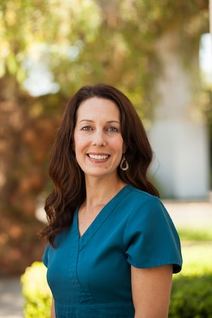 Addiction Recovery - Image of Rebecca Allen the Office Manager