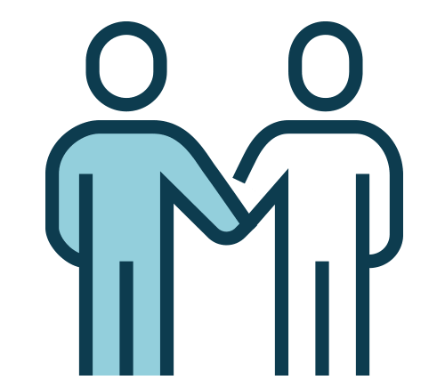 Family Physician in Concord - Image of two people holding hands